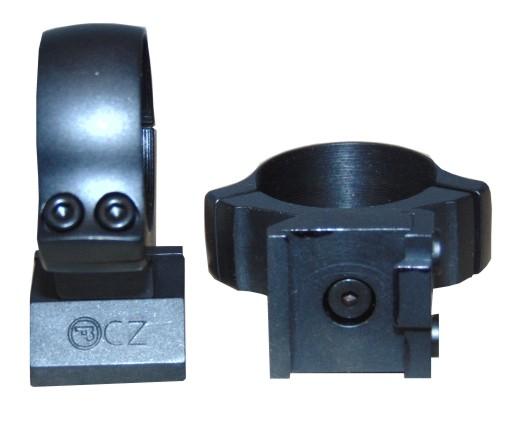 Fritzmann 2 teilige Zielfernrohrmontage Aufschubmontage f/ür 11mm Prismenschiene 30mm /Ø verschiedene Ausf/ührungen