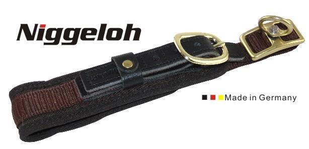 Niggeloh Halsung Deluxe Braun