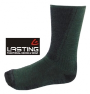 Lasting WSM Winter-Wollsocken, Merino Wolle