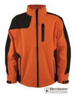 Argonne Softshell Jagdjacke in orange von Deerhunter®