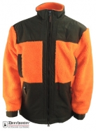 Faserpelzjacke Retrieve orange von Deerhunter®